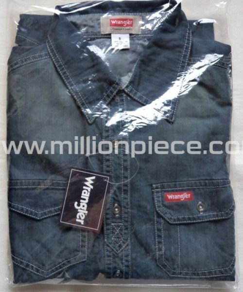 Wrangler clothing stocklots