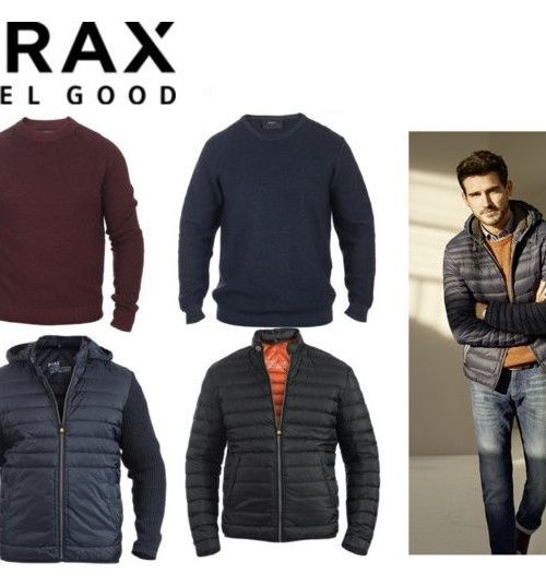 Brax clothes (men)