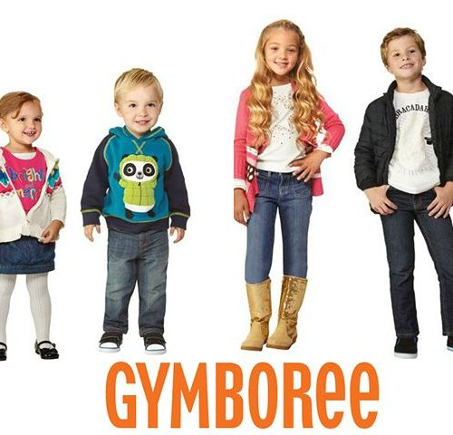 Gymboree kids clothing