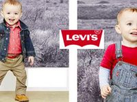 Levi's kids clothing