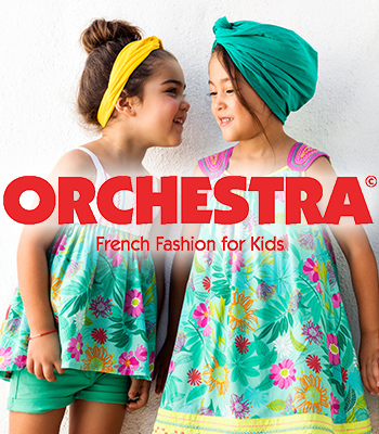 Orchestra kids clothing