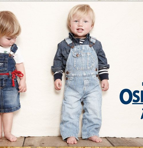 Oshkosh kids clothing