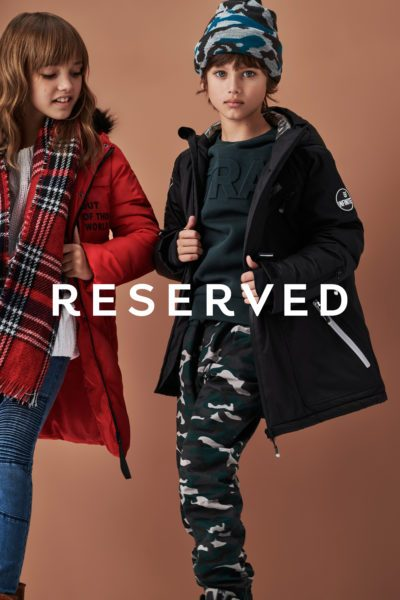 Reserved kids clothing