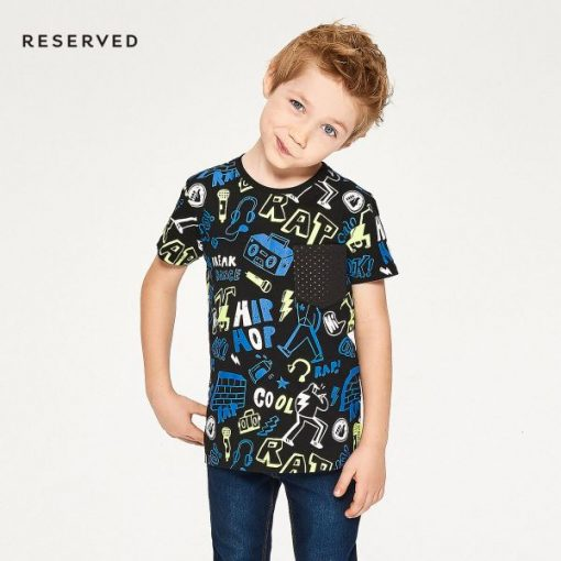 Reserved clothes for kids