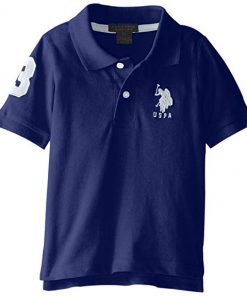 US polo ASSN kids clothing