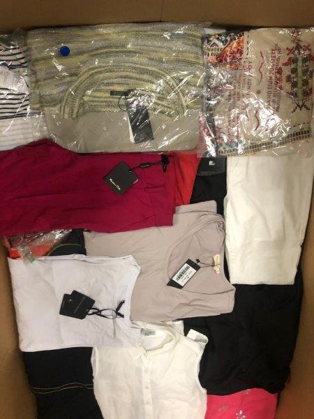 European Mix Lot Clothes 20 - MEGAMIX - SUPER SPECIAL