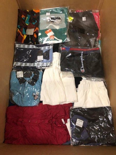 European Mix Lot Clothes 29 - MEGAMIX - SUPER SPECIAL