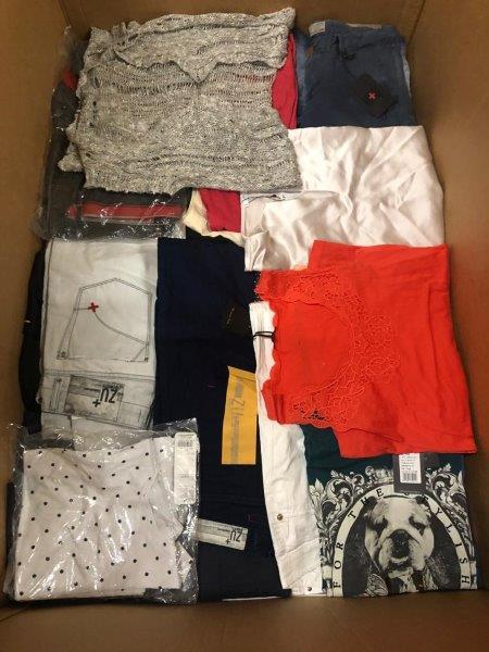European Mix Lot Clothes 37 - MEGAMIX - SUPER SPECIAL