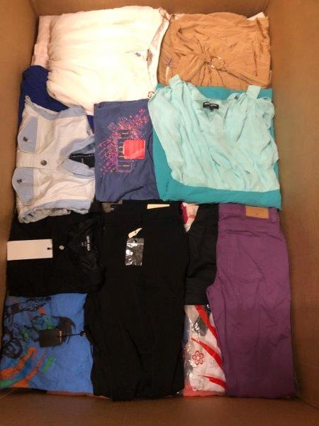 European Mix Lot Clothes 4 - MEGAMIX - SUPER SPECIAL