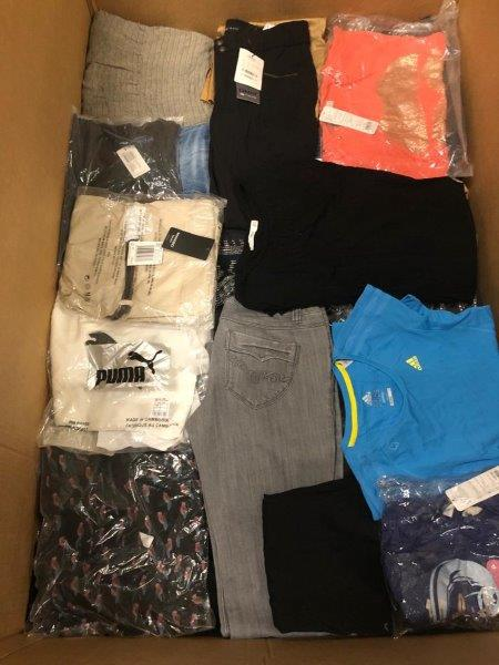 European Mix Lot Clothes 5 - MEGAMIX - SUPER SPECIAL