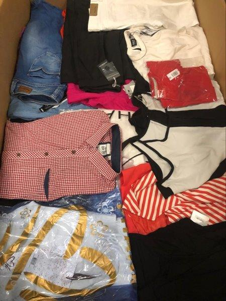 European Mix Lot Clothes 9 - MEGAMIX - SUPER SPECIAL