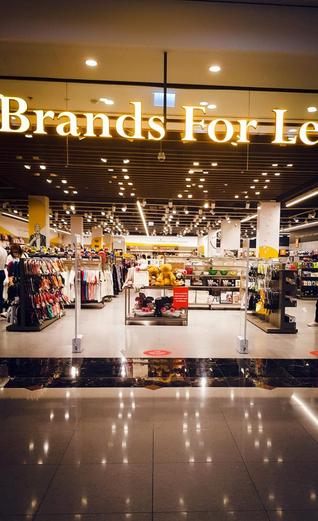 brands for less dubai 626x1024 - WHAT TO BUY FOR MY NEW OUTLET